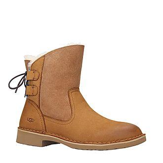 Naiyah Shearling Boots