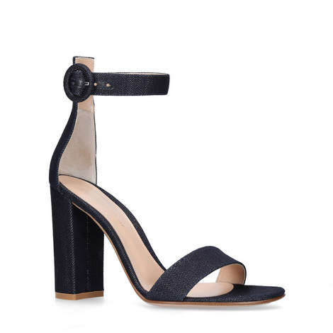 Cannes Block Heeled Sandals, ${color}