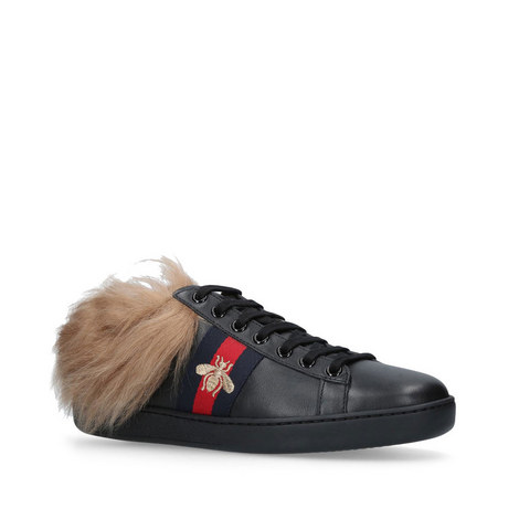 New Ace Fur Trainers, ${color}