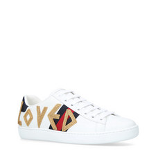 Ace Love Webbed Trainers