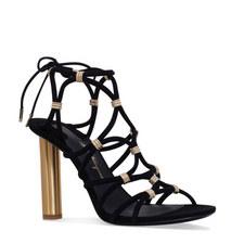 Fiuggi Caged Heeled Sandals