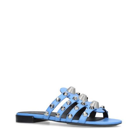 Giant Stud Sandals, ${color}