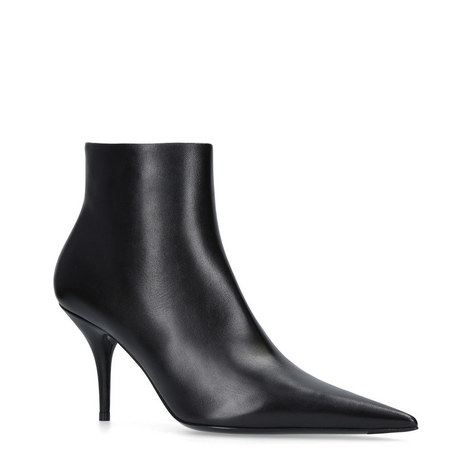 Knife Ankle Boots, ${color}
