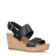 Elena II Wedge Sandals