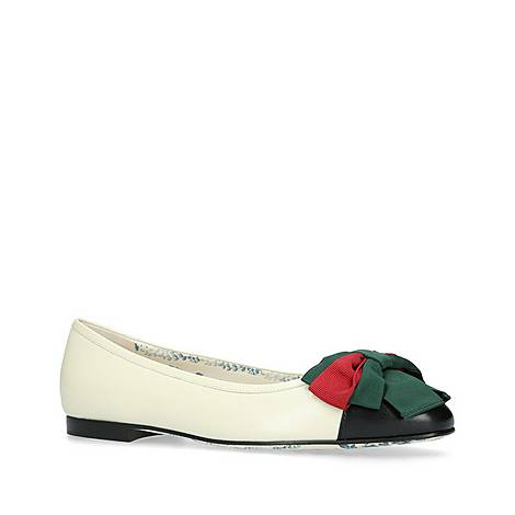 Sackville Bow Ballet Shoes, ${color}