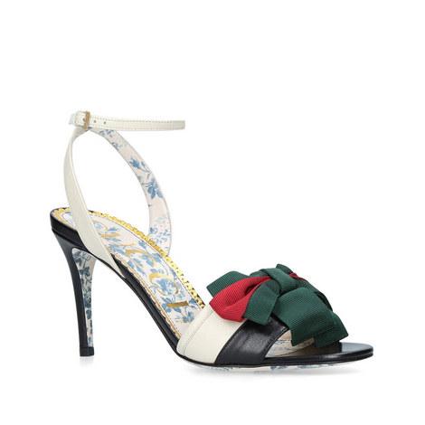 Sackville Bow Sandals 85, ${color}