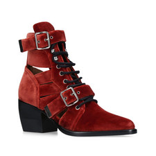 Rylee Lace-Up Boots