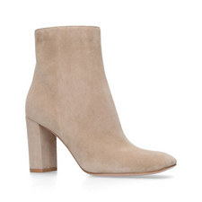 Trish 85 Heeled Ankle Boots