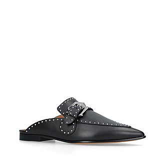 Elegant Backless Loafers