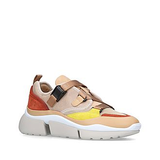 Sonnie Strap Trainers