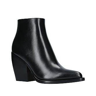 Short Boot 90