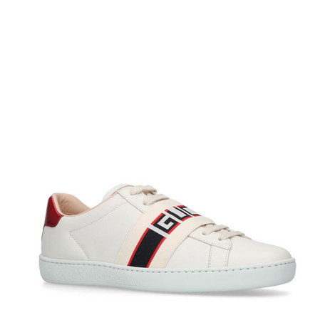 New Ace Strap Trainers, ${color}