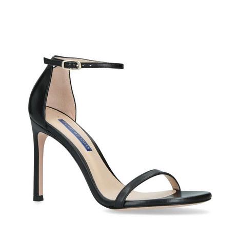Nudistong Stiletto Sandals, ${color}