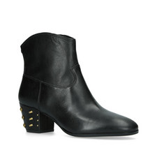 Avery Studded Ankle Boots
