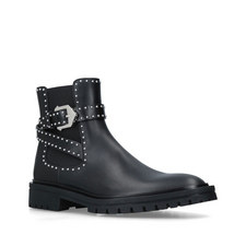 Ankle Strap Chelsea Boots