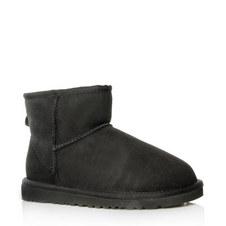 Mini Flat Short Ankle Boots