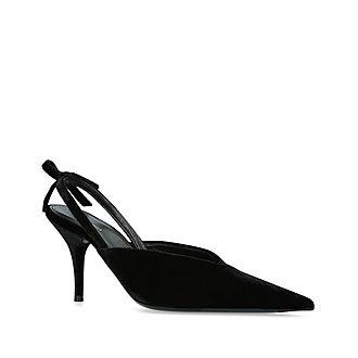 Boot Slingback Shoes