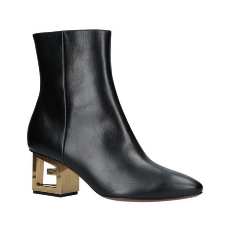 Triangle G Heel Boots, ${color}