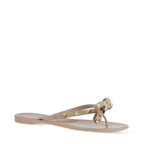 Rockstud Flip Flops by Valentino Garavani