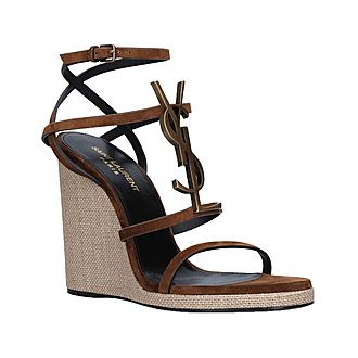 Cassandra Wedge Sandals 115