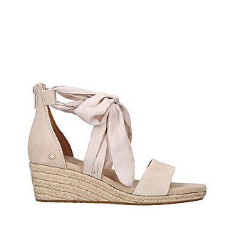 Trina Wedge Sandals