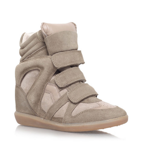 Bekett Wedge Trainers, ${color}