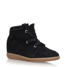 Bobby Wedge Trainers