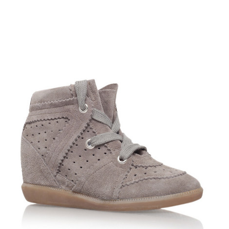 Bobby Wedge Trainers, ${color}