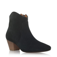 Dicker Suede Ankle Boot