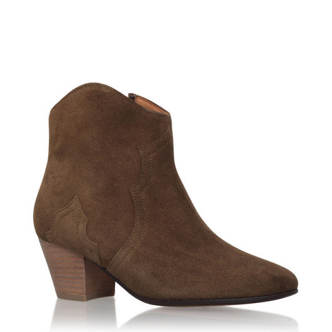 Dicker Suede Ankle Boots, ${color}