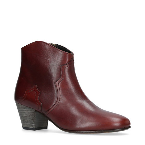 Dicker Ankle Boots, ${color}