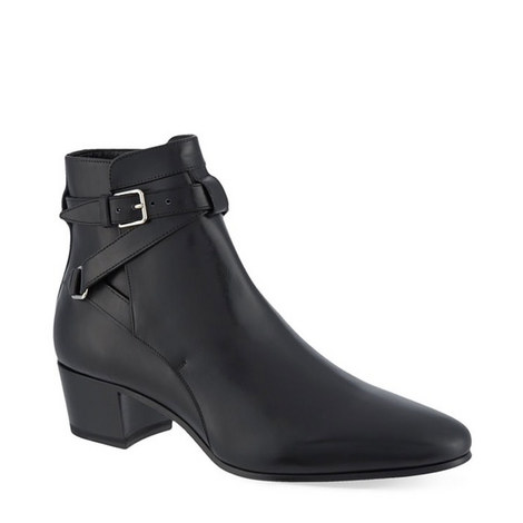 Blake Jodhpur Leather Ankle Boots, ${color}