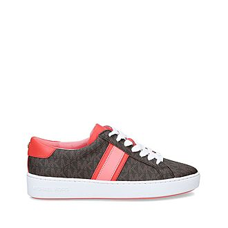 Irving Stripe Lace Up Trainers