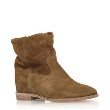 Crisi Concealed Wedge Boots