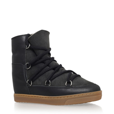 Nowles Suede and Leather Boots, ${color}