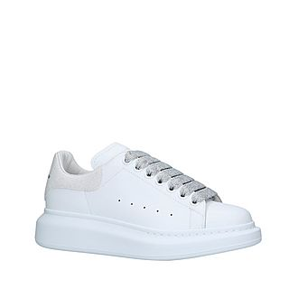 Oversized Show Glitter Trainers
