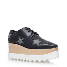 Elyse Stars Wedge Shoes