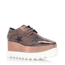Elyse Stars Wedge Shoes