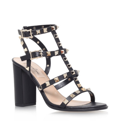 Rockstud 90 Sandals, ${color}