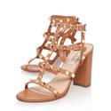 Rockstud 90 Heeled Sandals, ${color}