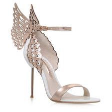 Evangeline Winged Sandals