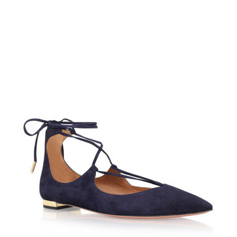 Christy Ghillie Ballet Flats, ${color}