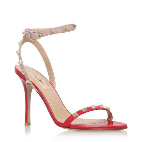 Rockstud 100 Sandals, ${color}