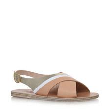 Maria Crossover Sandals