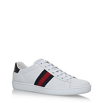Ace Webbed Trainers
