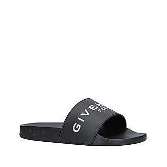 Slide Flat Sandals