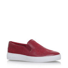 Keaton Embroidered Skate Shoes