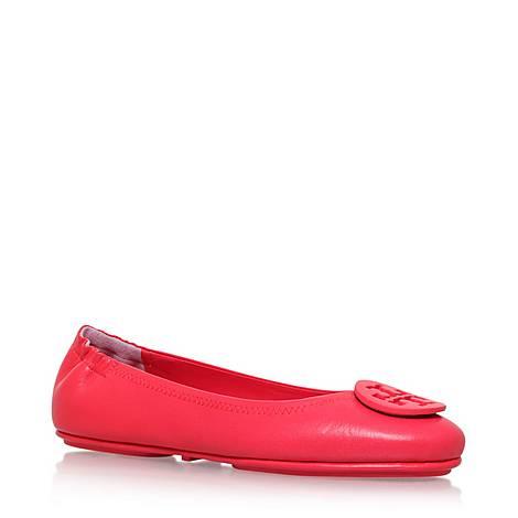 Minnie Travel Ballet Flats, ${color}