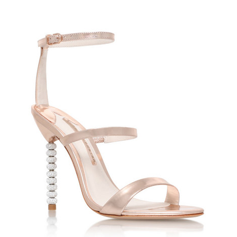 Rosalind Crystal Facet Sandals, ${color}
