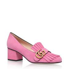 Marmont Mid Heel Loafers